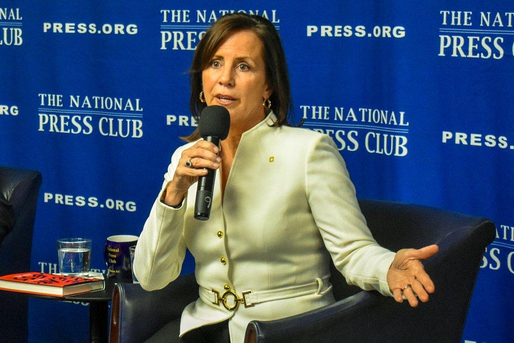 Author and philanthropist Jean Case