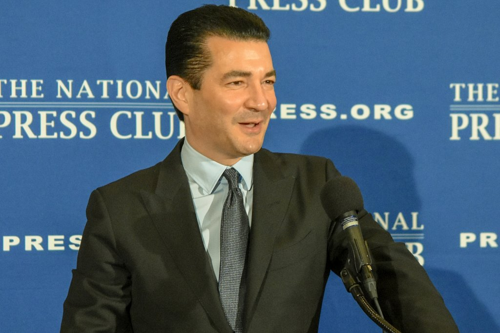 Scott Gottlieb, former FDA Commissioner