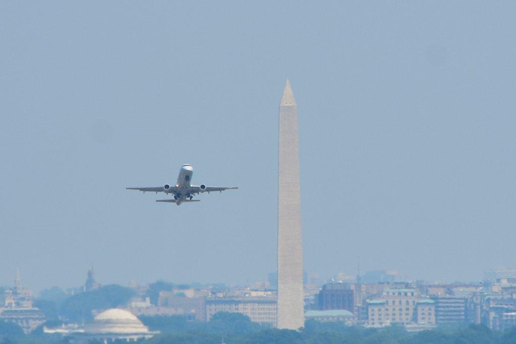 DCA departure