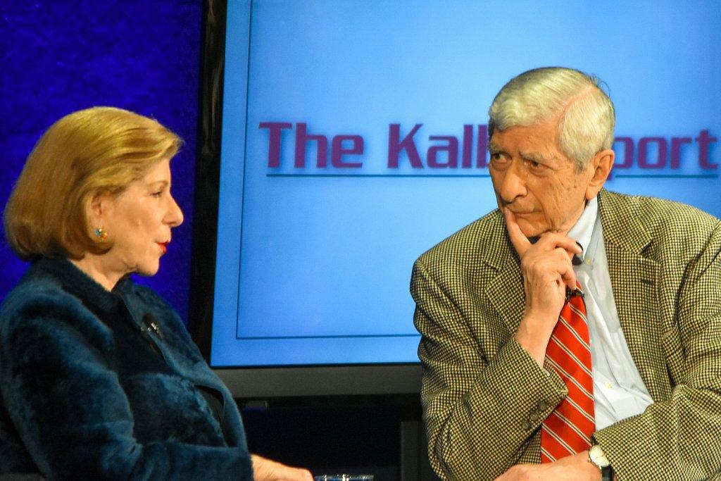 "Kalb Report, ""We the people ..."""