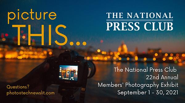 NPC 2021 photo exhibit logo