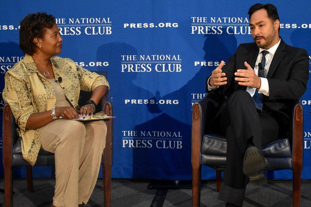 Rep. Joaquin Castro news conference